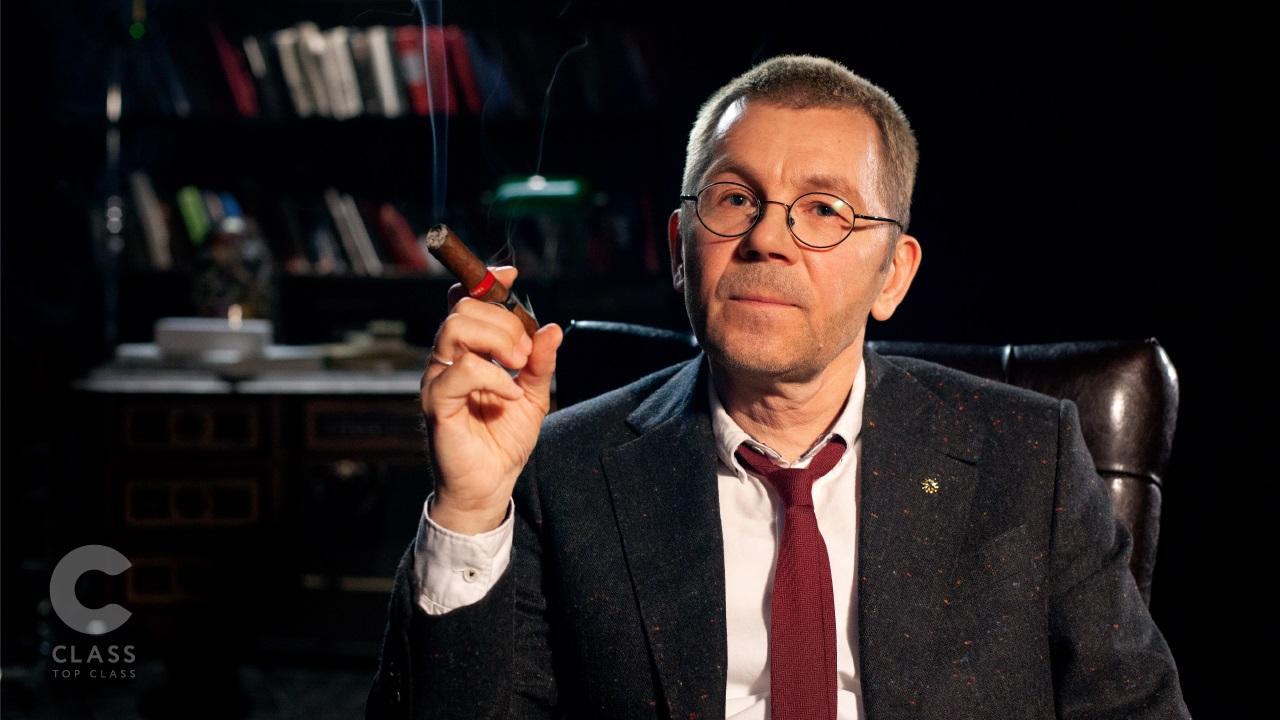 Андрей Лоскутов | Обо всех тонкостях сигары